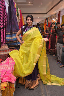 Telugu Actress Veena Inaugurates Silk India Expo  0016.jpg