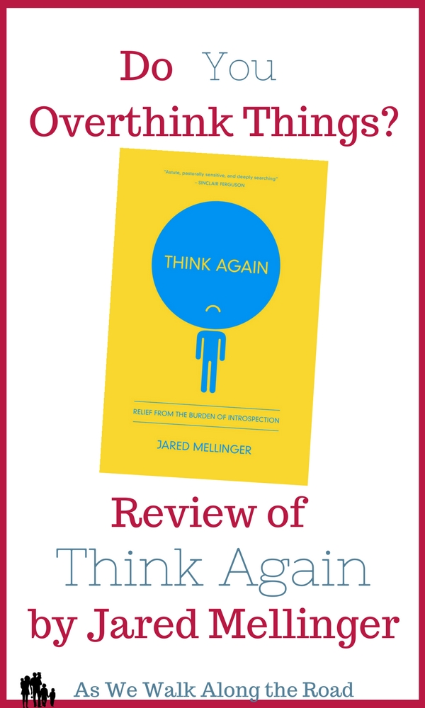 Review of Think Again by Jared Mellinger