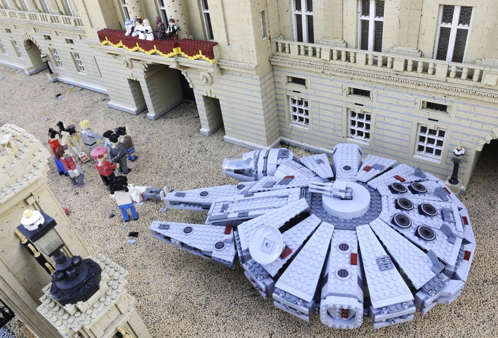 All About Bricks: Star Wars is invading LEGOLAND Windsor