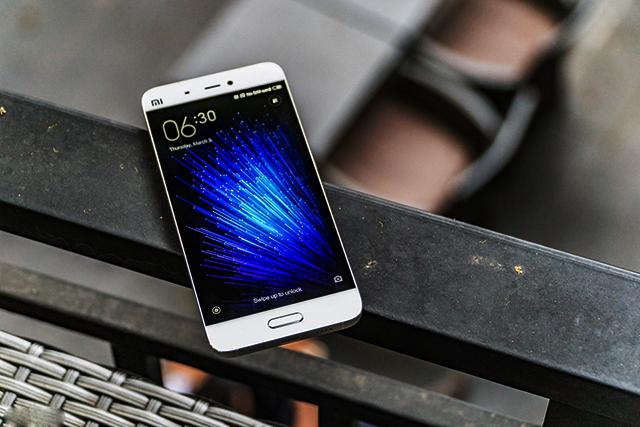 Đánh giá điện thoại Xiaomi Mi5 (2)