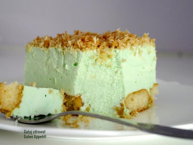 Ciasto śnieżny puch - bajeczny serniczek - Czytaj więcej »
