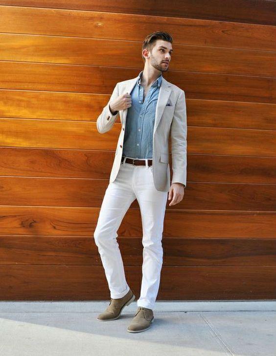 como usar calça branca