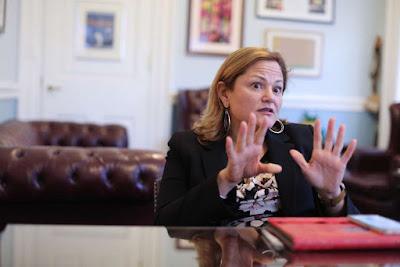 "Melissa Mark-Viverito: ""No vamos a poder proteger a todo el mundo"""