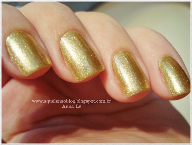 Oro Puro Alfaparf Esmalte Nailpolish Dourado Gold