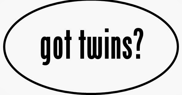 The Busy Bug Life: Got Twins?