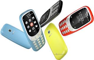 Nokia 3310 4g specs