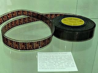 Rolo de Filme de 36 mm - Museu Histórico de Canoas (Dr Sezefredo Azambuja)