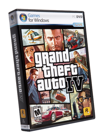 Grand Theft Auto IV Free Download PC