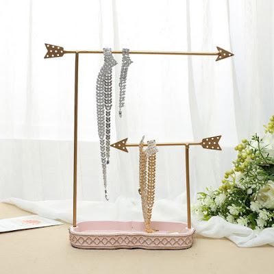 Shop Nile Corp Wholesale Metal Arrows Jewelry Display Organizer