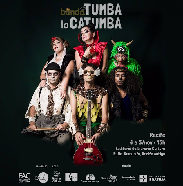 Show da Tumba La Catumba