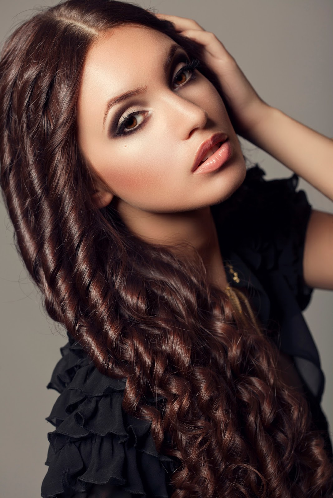 46 Long Hairstyles For Curly Hair Women | Hairstylo