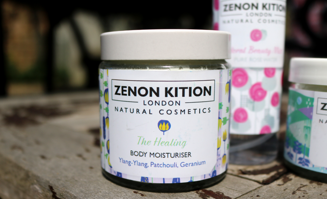Zenon Kition The Healing Body Moisturiser review