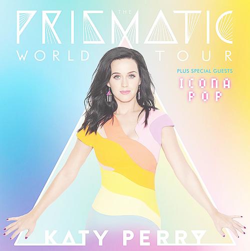 A Wonderful World: World-Class Katy Perry!