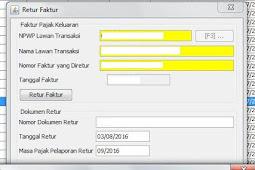 Input Retur Pajak di e-Faktur Error ETAX-20006 : Format Tanggal Salah