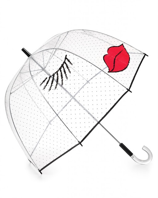 ombrello trasparente outfit da pioggia cosa indossare quando piove come vestirsi quando piove rainy day outfit tendenze autunno 2016 moda fashion blog di moda italiani blogger italiane di moda