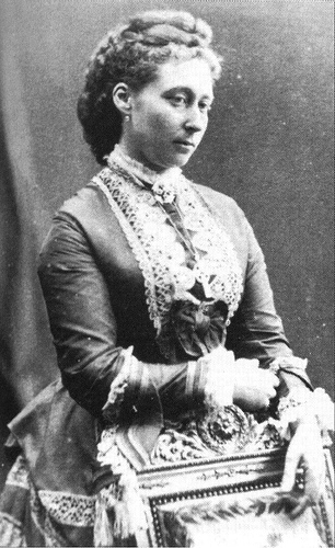 royal women, Princess Alice, Victorian