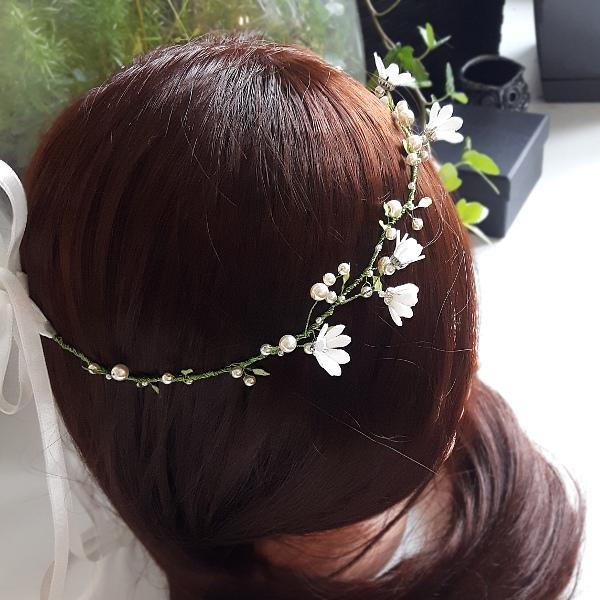 Linia Primrose Fairy, wianek ślubny
