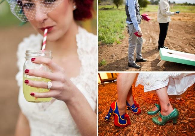 Casamento no circo Noivos circenses