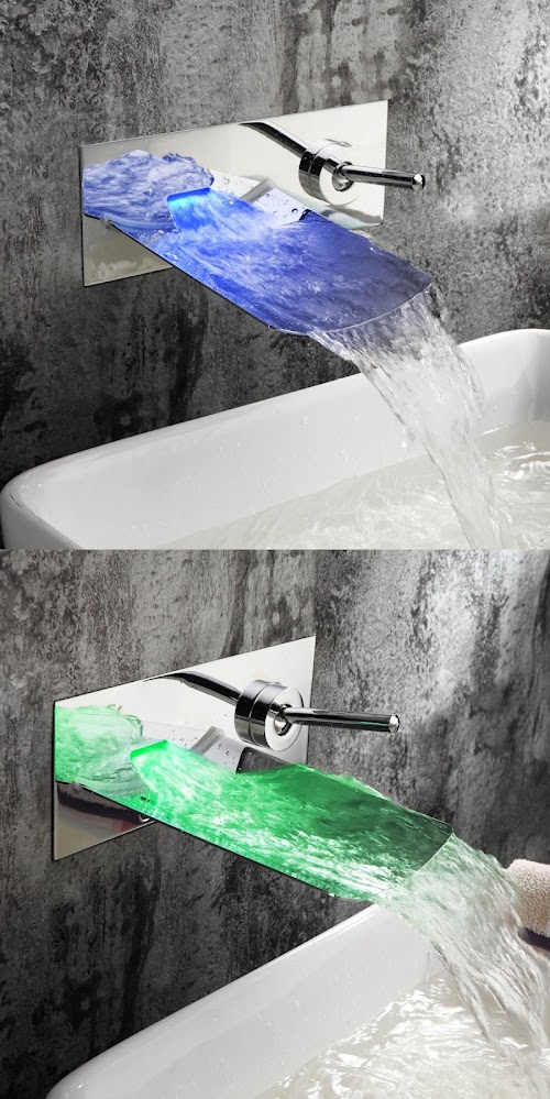 Waterfall-Faucet