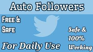 is the smallest and easiest automated twitter follow maker tool Download TwitterAutoFollower- Automated Twitter Follow Maker tool