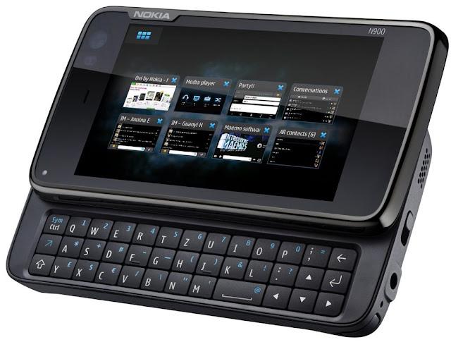 Nokia N900 Image