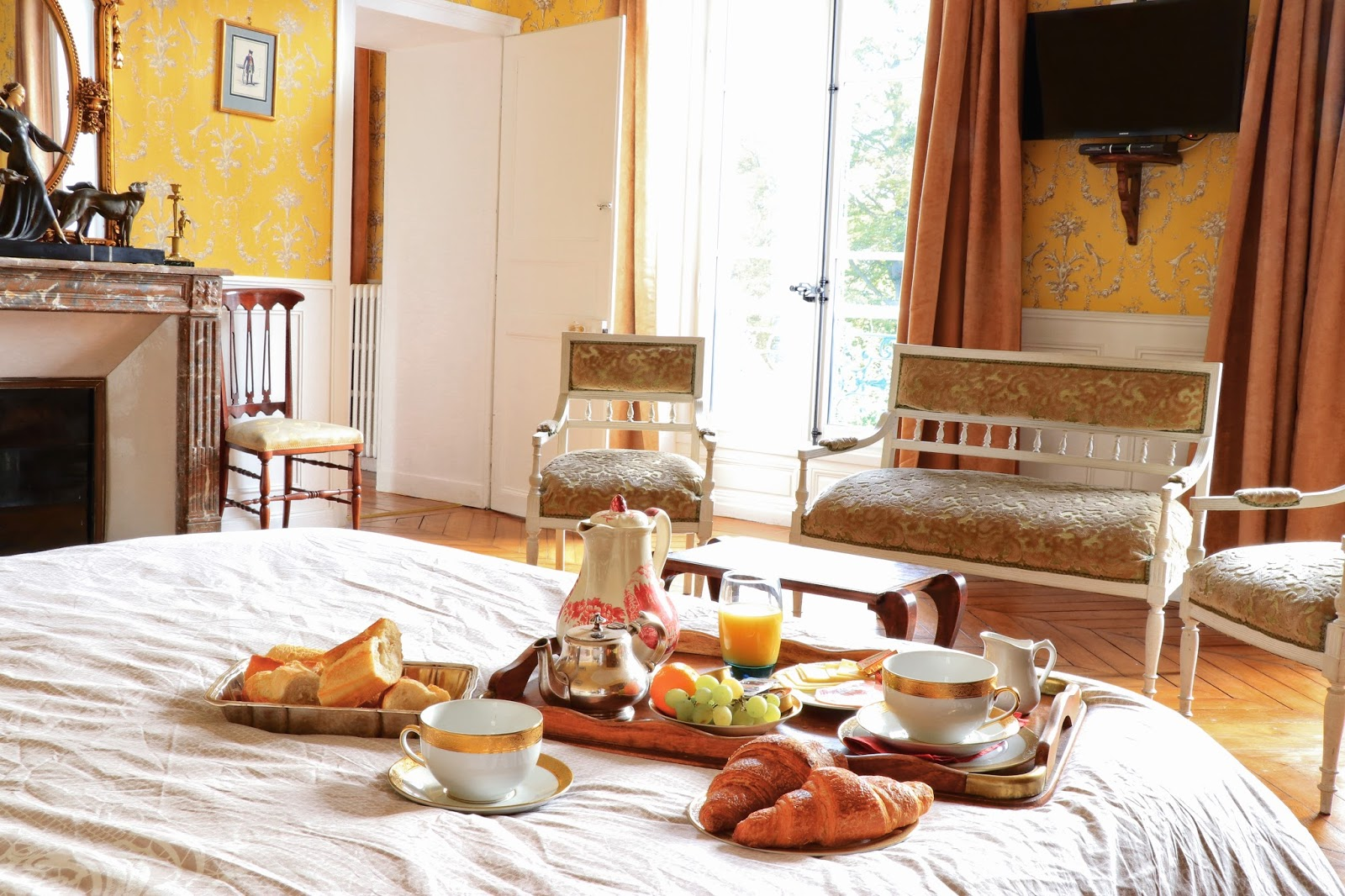 les gommettes de melo avis chateau de la marjolaine chateau thierry essomes hotel gite nuit séjour vacances week end chambre piscine aisne picardie marne restaurant