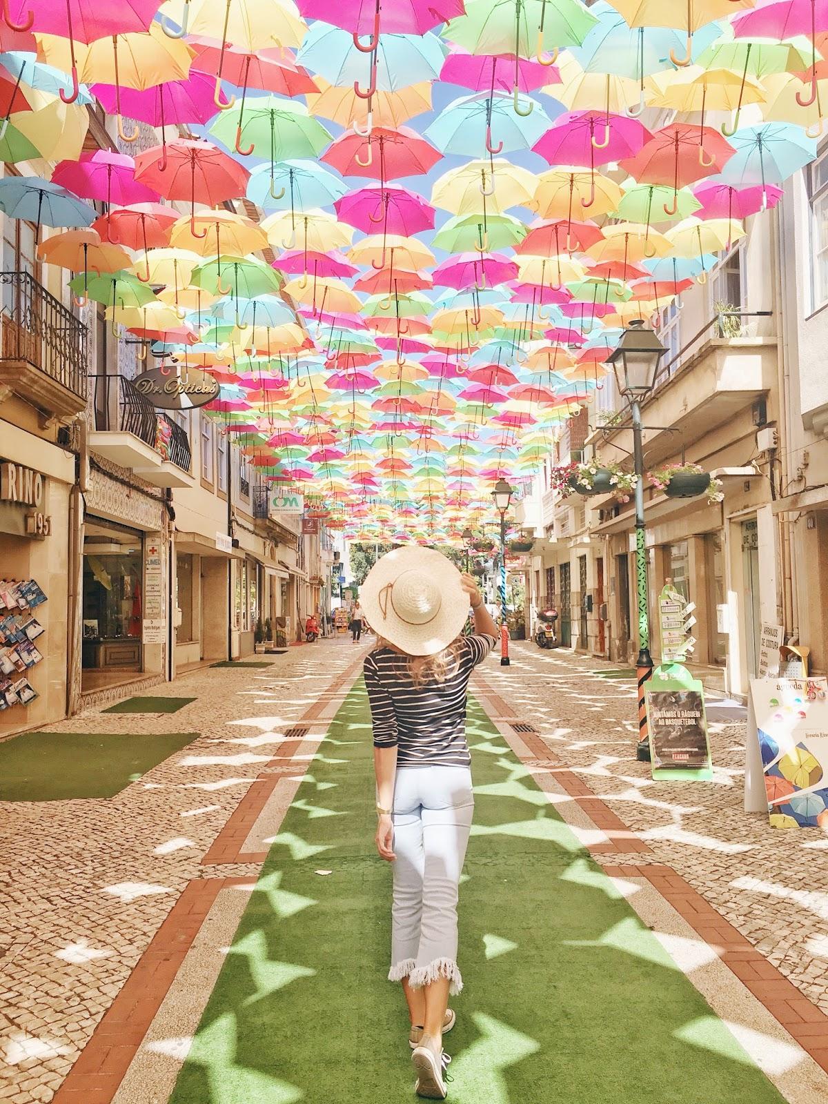 Aveiro, Agueda, Portugal, ejnets
