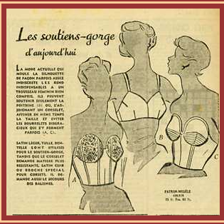 French Women And Lingerie