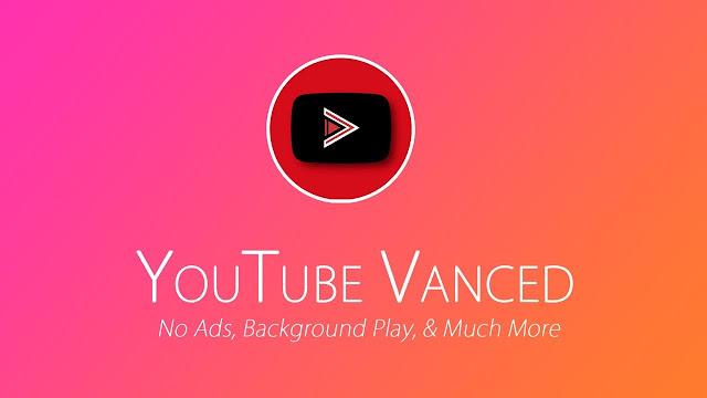 تحميل برنامج youtube vanced