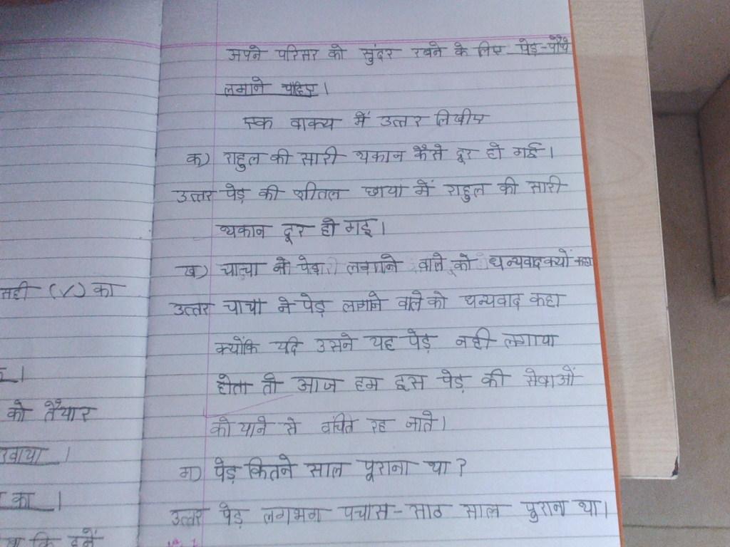 Pis Vadodara Std 3 Hindi