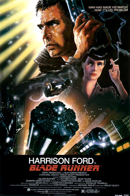 Harrison Ford în Blade Runner (1982)