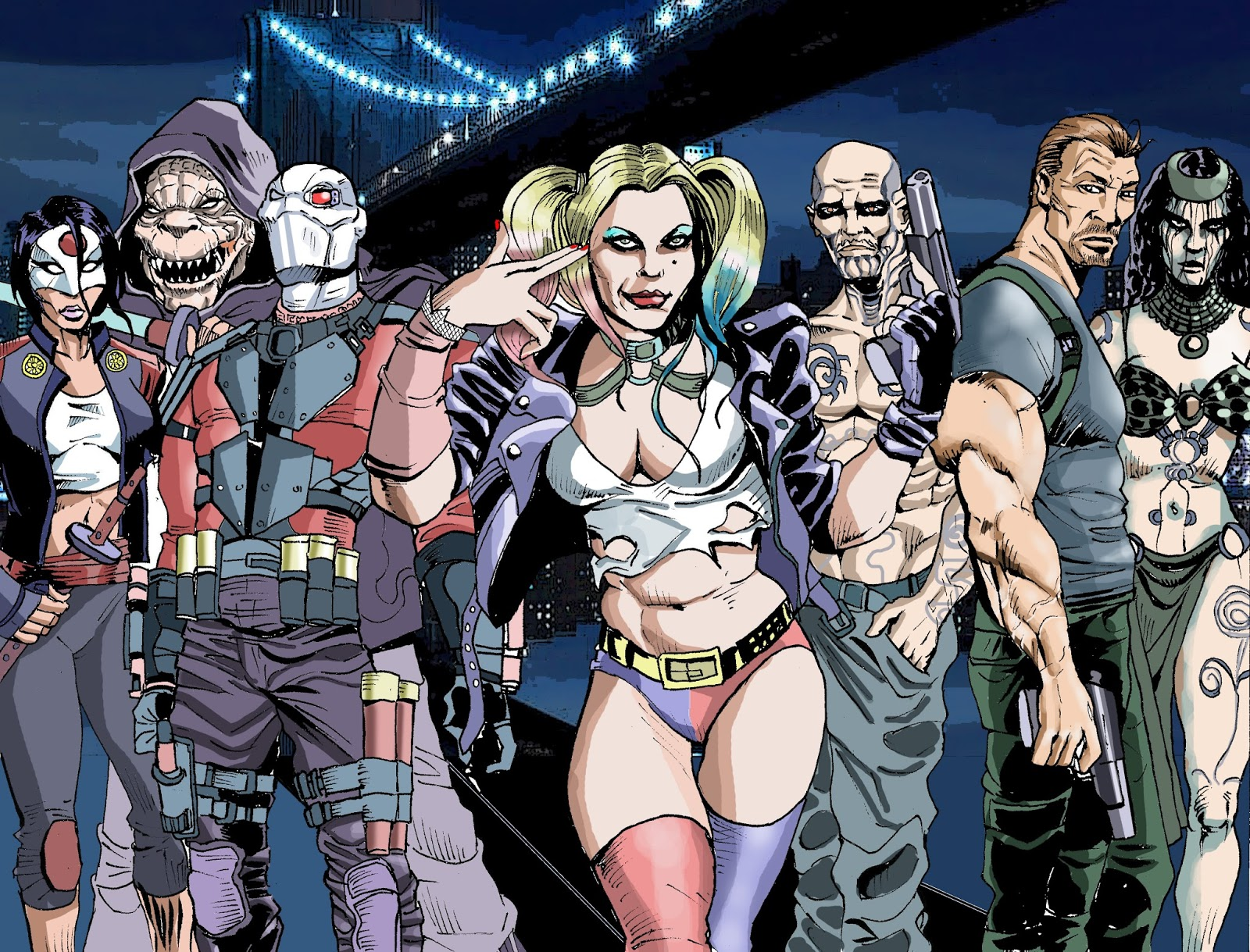 Suicide Squad Gets Original Animated Film Slated For Next Year.