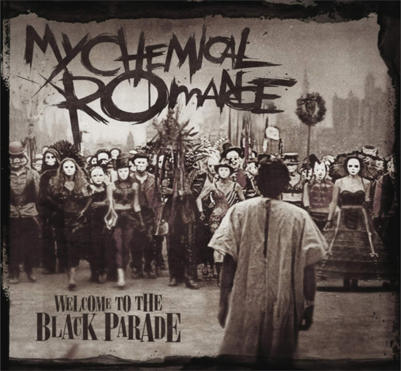 My Chemical Romance - Welcome to The Black Parade (Lyrics +