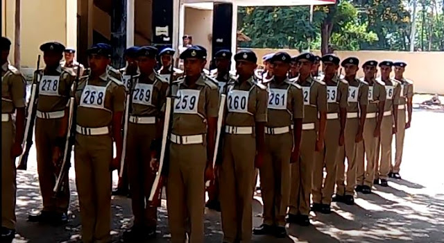 Railway RPF Recruits