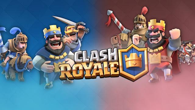 تحميل لعبة Clash Royale مهكرة مجانا