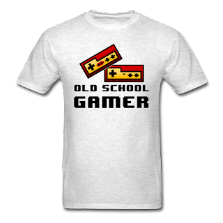 Old School Gamer Shirt