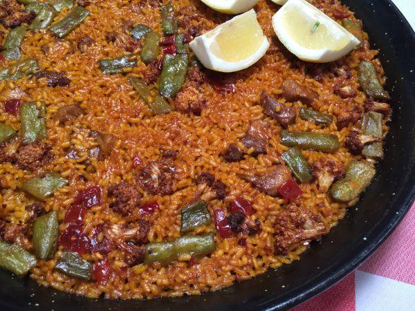 Paella para llevar en Alicante: ¡Arroz en El Campello!