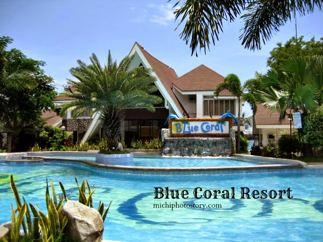 Michi photostory soak up the sun at batangas resort for Beach with swimming pool in batangas