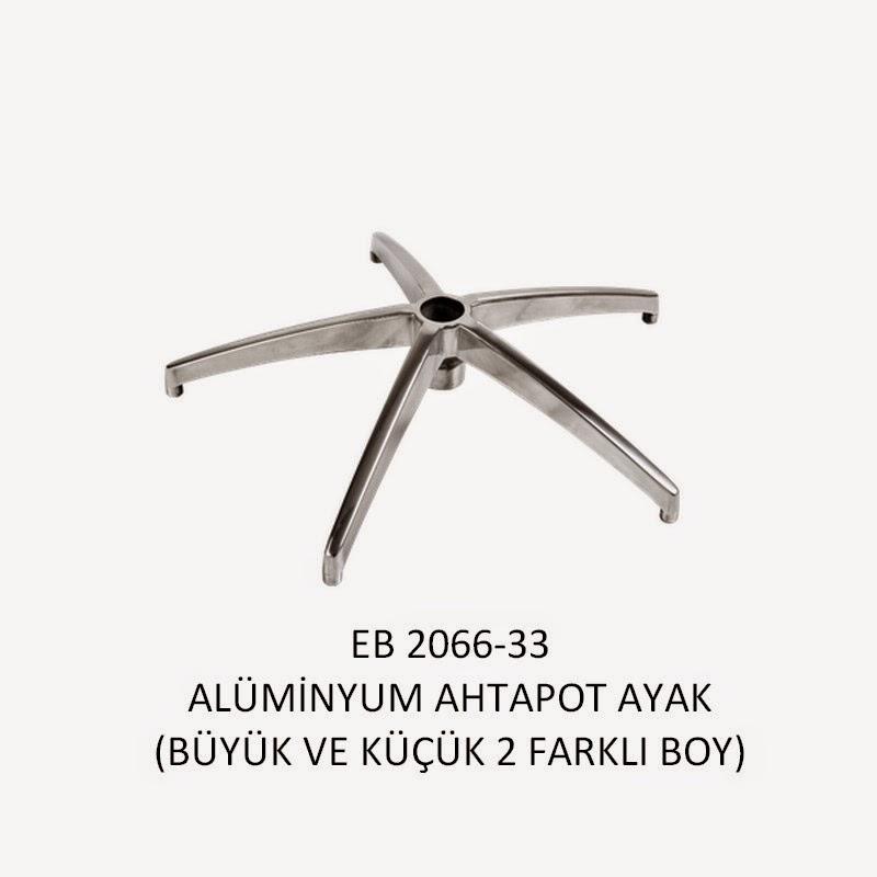 ofis koltuk ayağı,ahtapot ayak,yıldız ayak,makam ayağı,aluminyum ayak,ankara