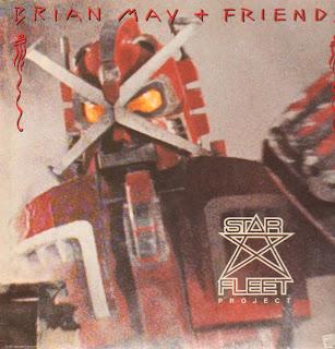 Brian May - Star Fleet Project + Recortables