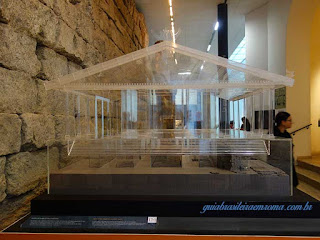 acropole roma guia brasileira - A acrópole de Roma: Capitólio