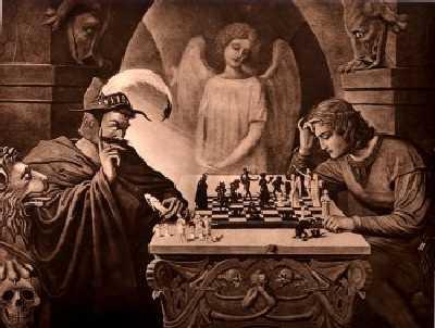 Bentley Farm Gazette: Checkmate!
