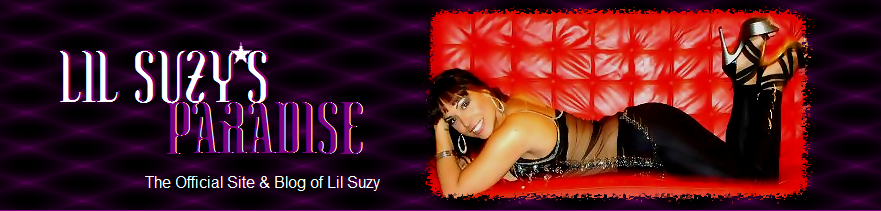 Lil Suzy's Paradise: The Official Website of Lil Suzy