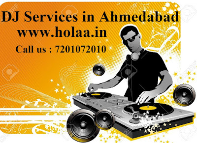 DJ Services in Ahmedabad