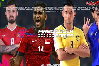 FTS AFF Suzuki Cup by Arief Dzul Mod APK OBB+Data Download for Android