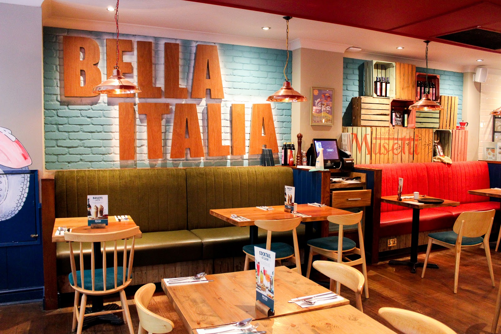 A Taste of Bella Italia