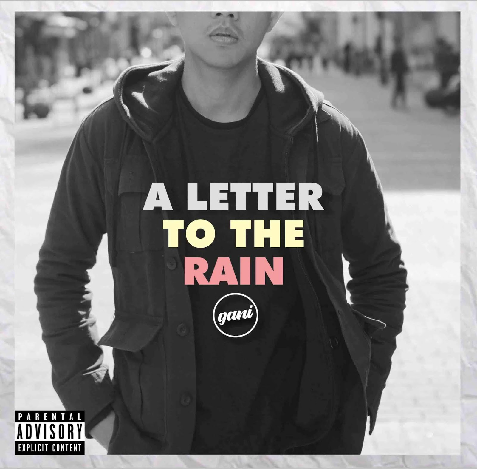 A Letter To the Rain artwork