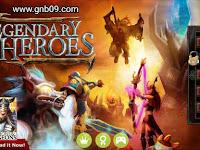 Legendary Heroes MOBA Mod Apk v2.3.61