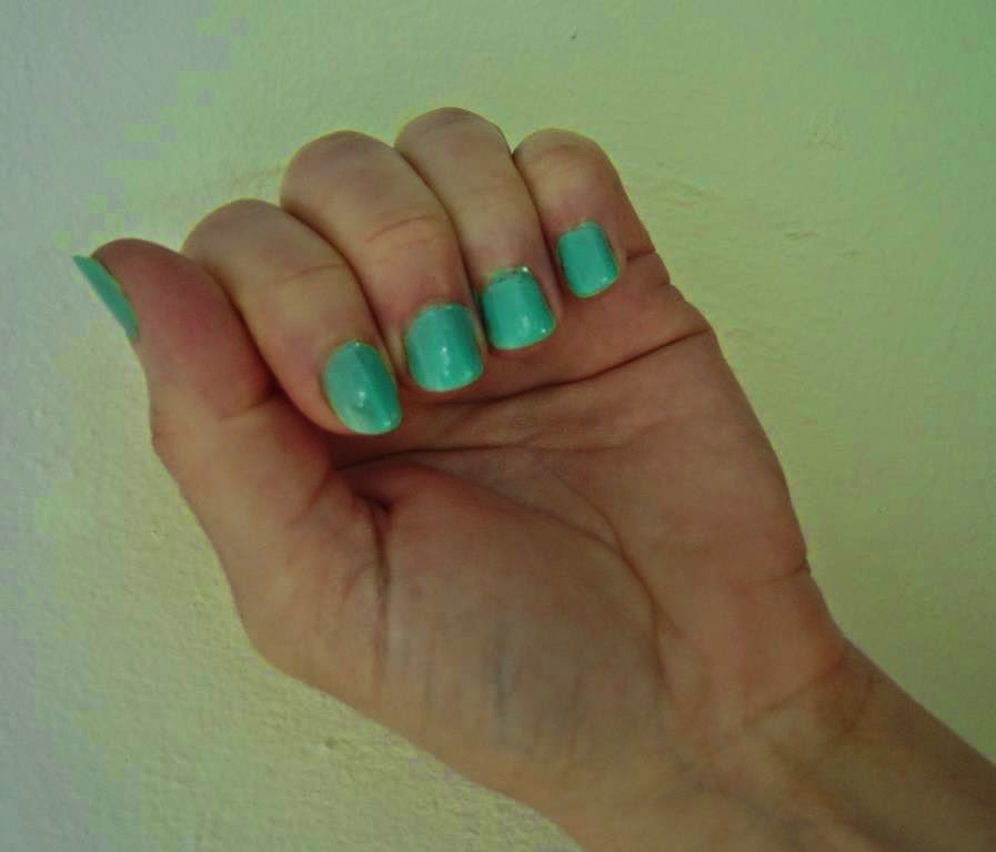 Trind Nail Polish in Mint Julep