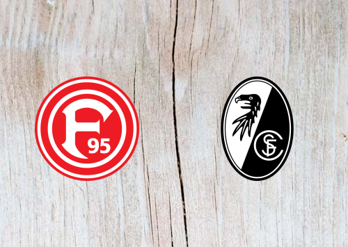 Fortuna Dusseldorf vs Freiburg - Highlights 15 December 2018